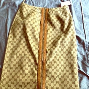 Gucci Skirt Tom Ford